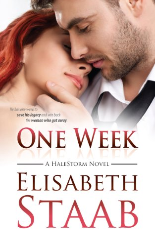 Bargain eBook Hunter: We Hunt for Free & Bargain eBooks So You Don't Have To! -- A HotZippy Website: Today's Readers for Tomorrow's Bestsellers! © -- Bargain eBook Hunter proudly presents: One Week (HaleStorm) by Elisabeth Staab!