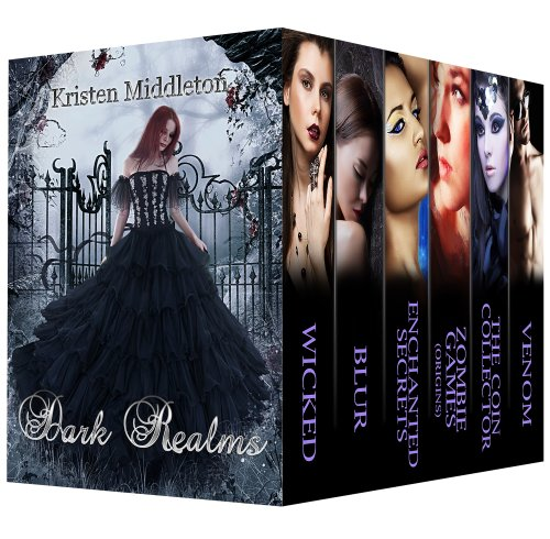 Bargain eBook Hunter: We Hunt for Free & Bargain eBooks So You Don't Have To! -- A HotZippy Website: Today's Readers for Tomorrow's Bestsellers! © -- Bargain eBook Hunter proudly presents: Dark Realms by Kristen Middleton!