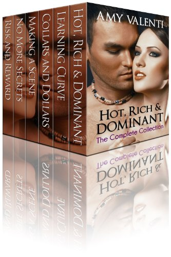 Bargain eBook Hunter: We Hunt for Free & Bargain eBooks So You Don't Have To! -- A HotZippy Website: Today's Readers for Tomorrow's Bestsellers! © -- Bargain eBook Hunter proudly presents: Hot, Rich and Dominant - The Complete Collection by Amy Valenti!
