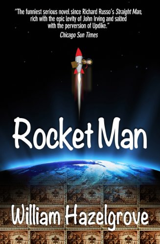 Bargain eBook Hunter: We Hunt for Free & Bargain eBooks So You Don't Have To! -- A HotZippy Website: Today's Readers for Tomorrow's Bestsellers! © -- Bargain eBook Hunter proudly presents: Rocket Man by William E Hazelgrove!