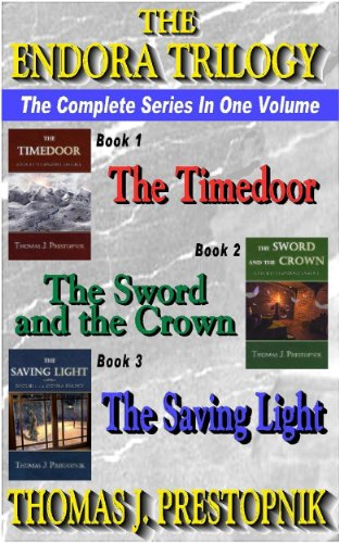 Bargain eBook Hunter: We Hunt for Free & Bargain eBooks So You Don't Have To! -- A HotZippy Website: Today's Readers for Tomorrow's Bestsellers! © -- Bargain eBook Hunter proudly presents: The Endora Trilogy (The Complete Series) by Thomas J. Prestopnik!