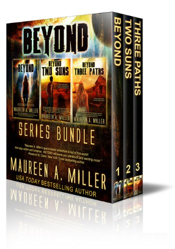 Bargain eBook Hunter: We Hunt for Free & Bargain eBooks So You Don't Have To! -- A HotZippy Website: Today's Readers for Tomorrow's Bestsellers! © -- Bargain eBook Hunter proudly presents: BEYOND - Series Bundle by Maureen A. Miller!