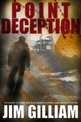 Bargain eBook Hunter: We Hunt for Free & Bargain eBooks So You Don't Have To! -- A HotZippy Website: Today's Readers for Tomorrow's Bestsellers! © -- Bargain eBook Hunter proudly presents: Point Deception by Jim Gilliam!