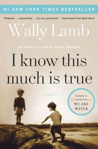 EBOOK HUNTER: WE Hunt For Books So YOU Don't Have To! -- A HotZippy Website: Today's Readers For Tomorrow's Bestsellers! © -- EBOOK HUNTER proudly presents: I Know This Much Is True (P.S.)by Wally Lamb!