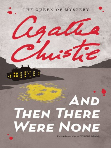 Bargain eBook Hunter: We Hunt for Free & Bargain eBooks So You Don't Have To! -- A HotZippy Website: Today's Readers for Tomorrow's Bestsellers! © -- Bargain eBook Hunter proudly presents: And Then There Were None by Agatha Christie!