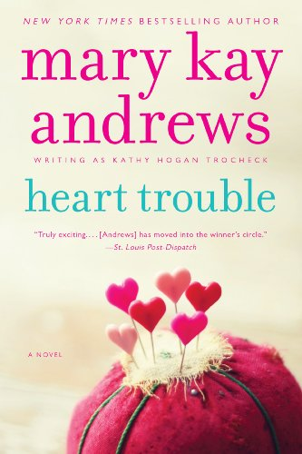 Bargain eBook Hunter: We Hunt for Free & Bargain eBooks So You Don't Have To! -- A HotZippy Website: Today's Readers for Tomorrow's Bestsellers! © -- Bargain eBook Hunter proudly presents: Heart Trouble by Kathy Hogan Trocheck!