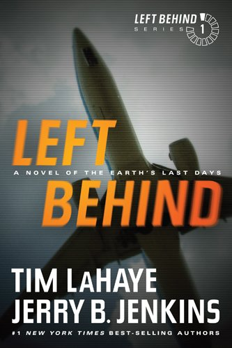 Bargain eBook Hunter: We Hunt for Free & Bargain eBooks So You Don't Have To! -- A HotZippy Website: Today's Readers for Tomorrow's Bestsellers! © -- Bargain eBook Hunter proudly presents: Left Behind: A Novel of the Earth's Last Days by Tim LaHaye!