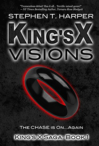 Bargain eBook Hunter: We Hunt for Free & Bargain eBooks So You Don't Have To! -- A HotZippy Website: Today's Readers for Tomorrow's Bestsellers! © -- Bargain eBook Hunter proudly presents: King's X: Visions by Stephen T. Harper!