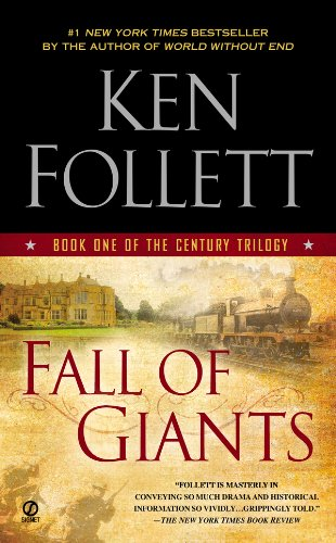 Bargain eBook Hunter: We Hunt for Free & Bargain eBooks So You Don't Have To! -- A HotZippy Website: Today's Readers for Tomorrow's Bestsellers! © -- Bargain eBook Hunter proudly presents: Fall of Giants: Book One of the Century Trilogy by Ken Follett!