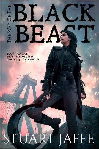 Bargain eBook Hunter: We Hunt for Free & Bargain eBooks So You Don't Have To! -- A HotZippy Website: Today's Readers for Tomorrow's Bestsellers! © -- Bargain eBook Hunter proudly presents: The Way of the Black Beast - A Post-Apocalyptic Fantasy (The Malja Chronicles Book 1) by Stuart Jaffe!