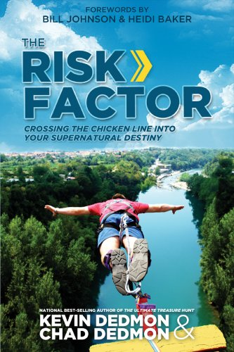 Bargain eBook Hunter: We Hunt for Free & Bargain eBooks So You Don't Have To! -- A HotZippy Website: Today's Readers for Tomorrow's Bestsellers! © -- Bargain eBook Hunter proudly presents: The Risk Factor: Crossing the Chicken Line Into Your Supernatural Destiny by Kevin Dedmon!