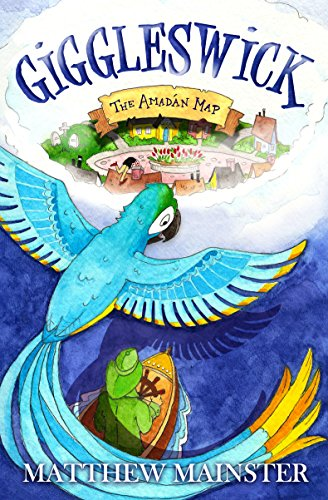 Bargain eBook Hunter: We Hunt for Free & Bargain eBooks So You Don't Have To! -- A HotZippy Website: Today's Readers for Tomorrow's Bestsellers! © -- Bargain eBook Hunter proudly presents: Giggleswick: The Amadán Map (Book 1) by Matthew Mainster!
