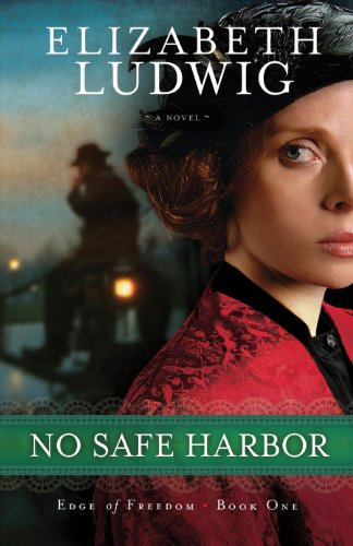 Bargain eBook Hunter: We Hunt for Free & Bargain eBooks So You Don't Have To! -- A HotZippy Website: Today's Readers for Tomorrow's Bestsellers! © -- Bargain eBook Hunter proudly presents: No Safe Harbor (Edge of Freedom Book #1) by Elizabeth Ludwig!