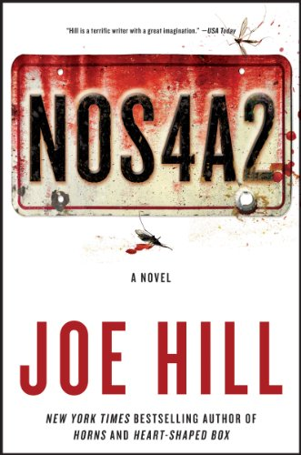 Bargain eBook Hunter: We Hunt for Free & Bargain eBooks So You Don't Have To! -- A HotZippy Website: Today's Readers for Tomorrow's Bestsellers! © -- Bargain eBook Hunter proudly presents: NOS4A2 by Joe Hill!