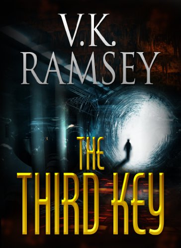 Bargain eBook Hunter: We Hunt for Free & Bargain eBooks So You Don't Have To! -- A HotZippy Website: Today's Readers for Tomorrow's Bestsellers! © -- Bargain eBook Hunter proudly presents: The Third Key (GUARDING THE LIGHT Part 1.) by V.K. Ramsey!