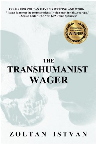 Bargain eBook Hunter: We Hunt for Free & Bargain eBooks So You Don't Have To! -- A HotZippy Website: Today's Readers for Tomorrow's Bestsellers! © -- Bargain eBook Hunter proudly presents: The Transhumanist Wager by Zoltan Istvan!