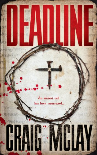 Bargain eBook Hunter: We Hunt for Free & Bargain eBooks So You Don't Have To! -- A HotZippy Website: Today's Readers for Tomorrow's Bestsellers! © -- Bargain eBook Hunter proudly presents: Deadline by Craig McLay!