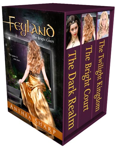 EBOOK HUNTER: WE Hunt For Books So YOU Don't Have To! -- A HotZippy Website: Today's Readers For Tomorrow's Bestsellers! © -- EBOOK HUNTER proudly presents: Feyland: The Complete Trilogyby Anthea Sharp!