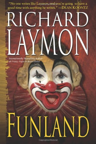 EBOOK HUNTER: WE Hunt For Books So YOU Don't Have To! -- A HotZippy Website: Today's Readers For Tomorrow's Bestsellers! © -- EBOOK HUNTER proudly presents: Funlandby Richard Laymon!