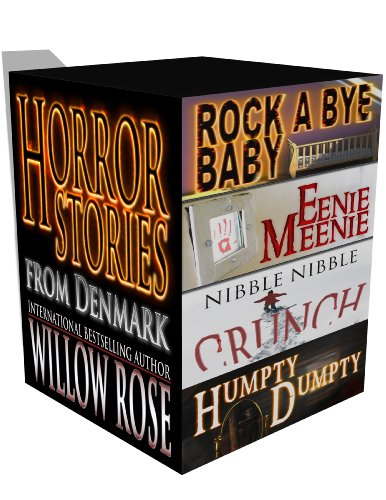 Bargain eBook Hunter: We Hunt for Free & Bargain eBooks So You Don't Have To! -- A HotZippy Website: Today's Readers for Tomorrow's Bestsellers! © -- Bargain eBook Hunter proudly presents: Horror Stories from Denmark Box set by Willow Rose!