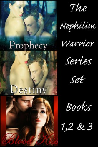 EBOOK HUNTER: WE Hunt For Books So YOU Don't Have To! -- A HotZippy Website: Today's Readers For Tomorrow's Bestsellers! © -- EBOOK HUNTER proudly presents: The Nephilim Warrior Series Set, Books 1,2 &3by K.A. Young!