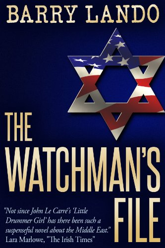 Bargain eBook Hunter: We Hunt for Free & Bargain eBooks So You Don't Have To! -- A HotZippy Website: Today's Readers for Tomorrow's Bestsellers! © -- Bargain eBook Hunter proudly presents: The Watchman's File by Barry M. Lando!