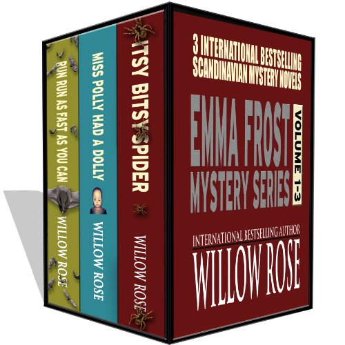 Bargain eBook Hunter: We Hunt for Free & Bargain eBooks So You Don't Have To! -- A HotZippy Website: Today's Readers for Tomorrow's Bestsellers! © -- Bargain eBook Hunter proudly presents: Emma Frost Mystery Series vol 1-3 by Willow Rose!