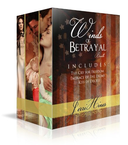 Bargain eBook Hunter: We Hunt for Free & Bargain eBooks So You Don't Have To! -- A HotZippy Website: Today's Readers for Tomorrow's Bestsellers! © -- Bargain eBook Hunter proudly presents: Winds of Betrayal Boxed Set by Jerri Hines!