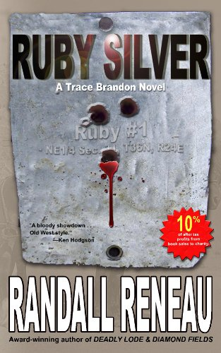 Bargain eBook Hunter: We Hunt for Free & Bargain eBooks So You Don't Have To! -- A HotZippy Website: Today's Readers for Tomorrow's Bestsellers! © -- Bargain eBook Hunter proudly presents: Ruby Silver (Trace Brandon) by Randall Reneau!