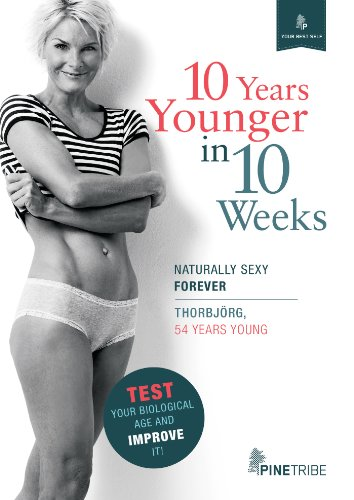Bargain eBook Hunter: We Hunt for Free & Bargain eBooks So You Don't Have To! -- A HotZippy Website: Today's Readers for Tomorrow's Bestsellers! © -- Bargain eBook Hunter proudly presents: 10 Years Younger in 10 Weeks (Your Best Self) by Thorbjörg !