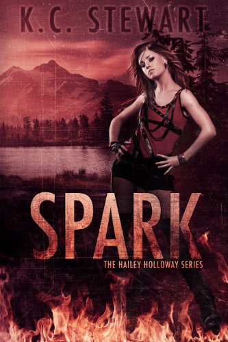 EBOOK HUNTER: WE Hunt For Books So YOU Don't Have To! -- A HotZippy Website: Today's Readers For Tomorrow's Bestsellers! © -- EBOOK HUNTER proudly presents: Spark (The Hailey Holloway Series)by K.C. Stewart!