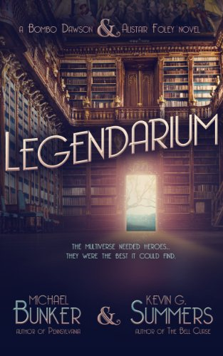 Bargain eBook Hunter: We Hunt for Free & Bargain eBooks So You Don't Have To! -- A HotZippy Website: Today's Readers for Tomorrow's Bestsellers! © -- Bargain eBook Hunter proudly presents: LEGENDARIUM by Kevin G. Summers!
