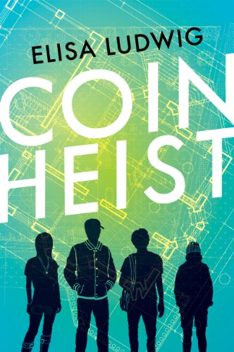 Bargain eBook Hunter: We Hunt for Free & Bargain eBooks So You Don't Have To! -- A HotZippy Website: Today's Readers for Tomorrow's Bestsellers! © -- Bargain eBook Hunter proudly presents: Coin Heist by Elisa Ludwig!