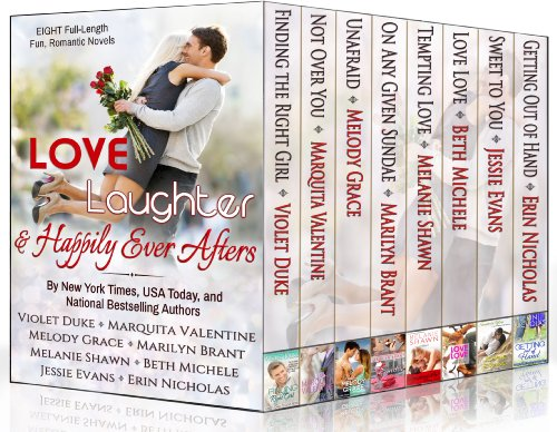 Bargain eBook Hunter: We Hunt for Free & Bargain eBooks So You Don't Have To! -- A HotZippy Website: Today's Readers for Tomorrow's Bestsellers! © -- Bargain eBook Hunter proudly presents: Love, Laughter, and Happily Ever Afters Collection: (Eight Fun, Romantic Novels by Eight Bestselling Authors) by Violet Duke!