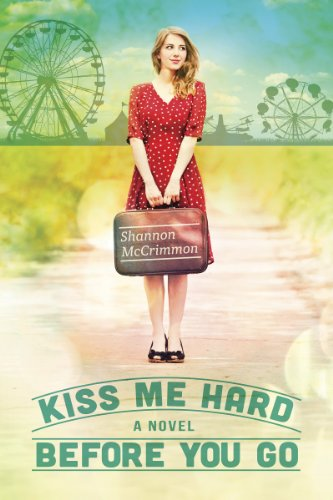 EBOOK HUNTER: WE Hunt For Books So YOU Don't Have To! -- A HotZippy Website: Today's Readers For Tomorrow's Bestsellers! © -- EBOOK HUNTER proudly presents: Kiss Me Hard Before You Goby Shannon McCrimmon!