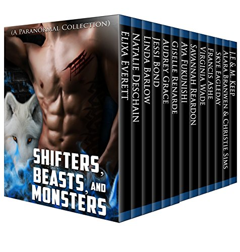 Bargain eBook Hunter: We Hunt for Free & Bargain eBooks So You Don't Have To! -- A HotZippy Website: Today's Readers for Tomorrow's Bestsellers! © -- Bargain eBook Hunter proudly presents: Shifters, Beasts and Monsters (The Alpha Paranormal Collection) by Multiple Authors!