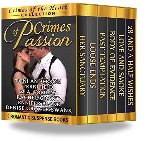 EBOOK HUNTER: WE Hunt For Books So YOU Don't Have To! -- A HotZippy Website: Today's Readers For Tomorrow's Bestsellers! © -- EBOOK HUNTER proudly presents: Crimes of Passion: 6 Romantic Suspense Books (A Crimes of the Heart Collection)by Multiple Authors!