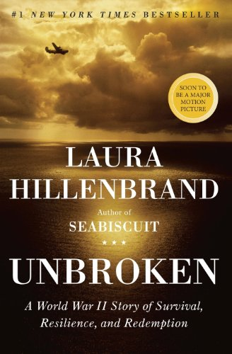 EBOOK HUNTER: WE Hunt For Books So YOU Don't Have To! -- A HotZippy Website: Today's Readers For Tomorrow's Bestsellers! © -- EBOOK HUNTER proudly presents: Unbroken: A World War II Story of Survival, Resilience, and Redemptionby Laura Hillenbrand!