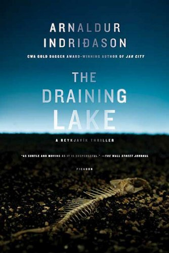 The Draining Lake: An Inspector Erlendur Novel by Arnaldur Indridason