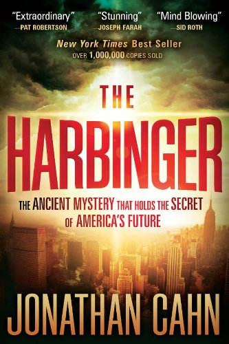 EBOOK HUNTER: WE Hunt For Books So YOU Don't Have To! -- A HotZippy Website: Today's Readers For Tomorrow's Bestsellers! © -- EBOOK HUNTER proudly presents: The Harbinger: The Ancient Mystery that Holds the Secret of America's Futureby Jonathan Cahn!