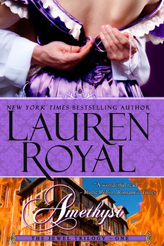 Amethyst: A Chase Family Historical Romance (Jewel Trilogy Book 1) by Lauren Royal