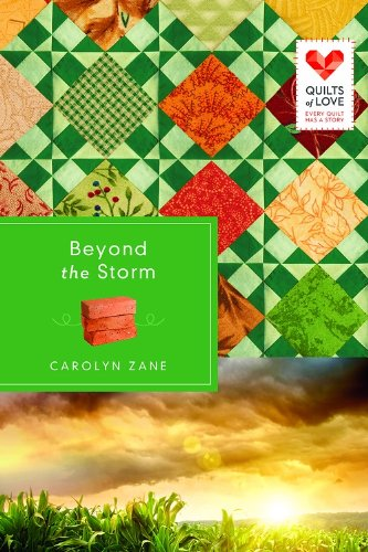 EBOOK HUNTER: WE Hunt For Books So YOU Don't Have To! -- A HotZippy Website: Today's Readers For Tomorrow's Bestsellers! © -- EBOOK HUNTER proudly presents: Beyond the Storm: Quilts of Love Seriesby Carolyn Zane!