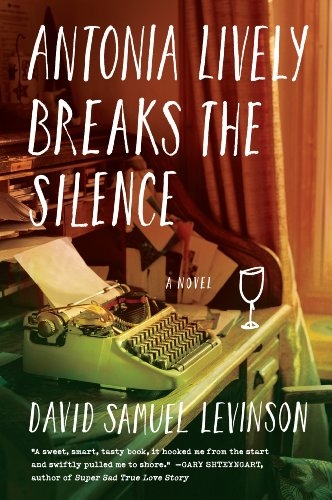 EBOOK HUNTER: WE Hunt For Books So YOU Don't Have To! -- A HotZippy Website: Today's Readers For Tomorrow's Bestsellers! © -- EBOOK HUNTER proudly presents: Antonia Lively Breaks the Silence: A Novelby David Samuel Levinson!
