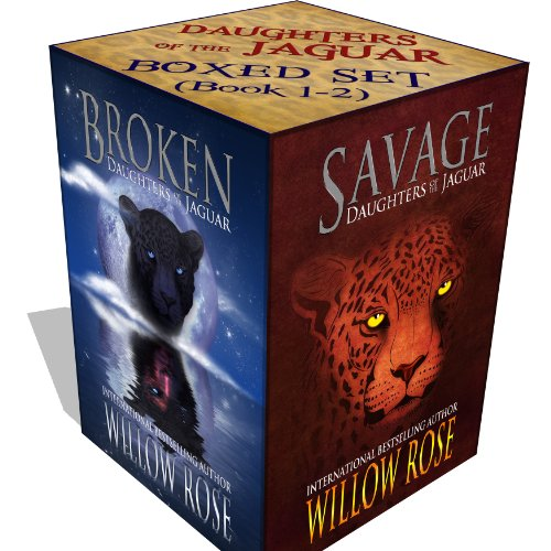 Daughters of the Jaguar - Boxed Set (Book 1-2) by Willow Rose