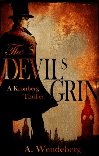 The Devil's Grin (An Anna Kronberg Thriller Book 1) by Annelie Wendeberg