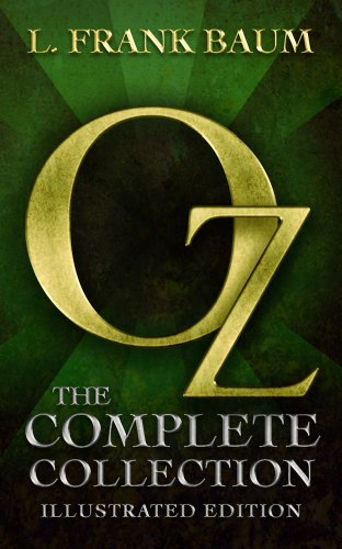 EBOOK HUNTER: WE Hunt For Books So YOU Don't Have To! -- A HotZippy Website: Today's Readers For Tomorrow's Bestsellers! © -- EBOOK HUNTER proudly presents: Oz: The Complete Collection (All 14 Oz Books, with Illustrated Wonderful Wizard of Oz, and Exclusive Bonus Features)by Maplewood Books!
