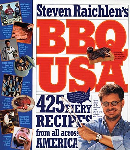 EBOOK HUNTER: WE Hunt For Books So YOU Don't Have To! -- A HotZippy Website: Today's Readers For Tomorrow's Bestsellers! © -- EBOOK HUNTER proudly presents: BBQ USA: 425 Fiery Recipes from All Across Americaby Steven Raichlen!