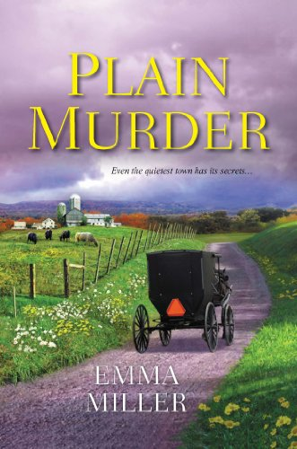 Plain Murder by Emma Miller