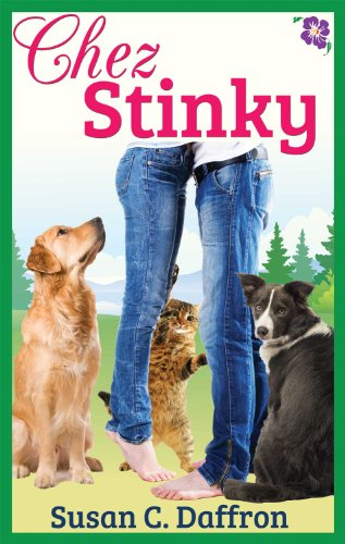 EBOOK HUNTER: WE Hunt For Books So YOU Don't Have To! -- A HotZippy Website: Today's Readers For Tomorrow's Bestsellers! © -- EBOOK HUNTER proudly presents: Chez Stinky (An Alpine Grove Romantic Comedy Book 1)by Susan C. Daffron!