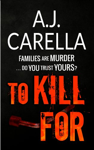 EBOOK HUNTER: WE Hunt For Books So YOU Don't Have To! -- A HotZippy Website: Today's Readers For Tomorrow's Bestsellers! © -- EBOOK HUNTER proudly presents: To Kill Forby A.J. Carella!